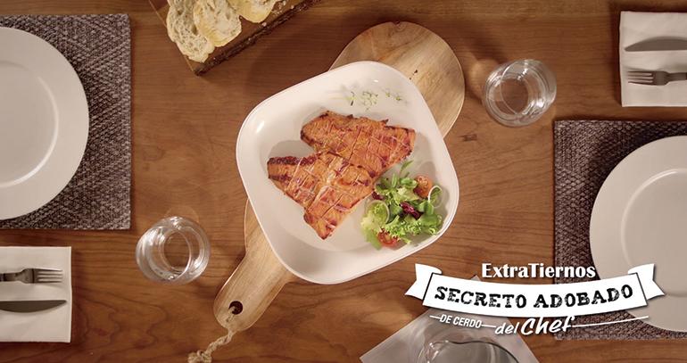 Secreto Adobado y al Romero, dos nuevas referencias de la gama ExtraTiernos del Chef