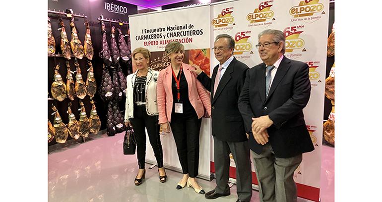 ElPozo reúne a más de 300 carniceros y charcuteros de España