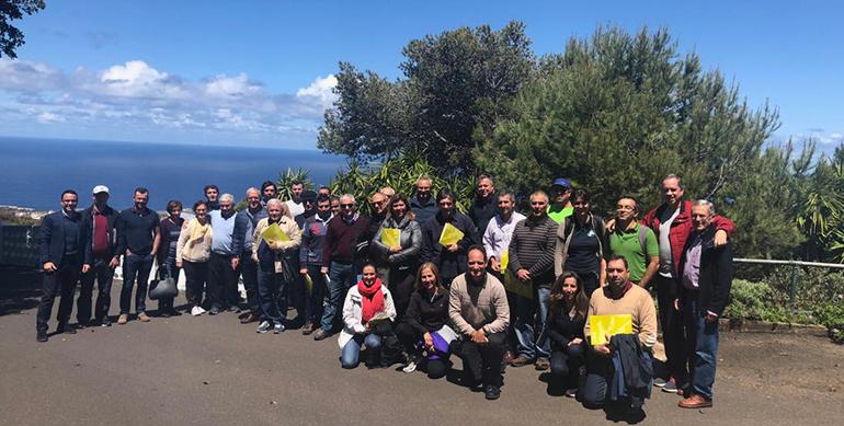 Encuentro Madeira-Canarias
