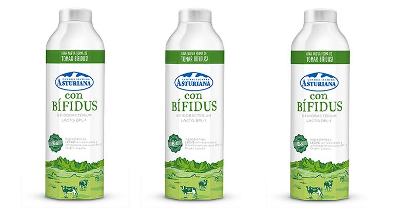 Primera leche semidesnatada con probióticos