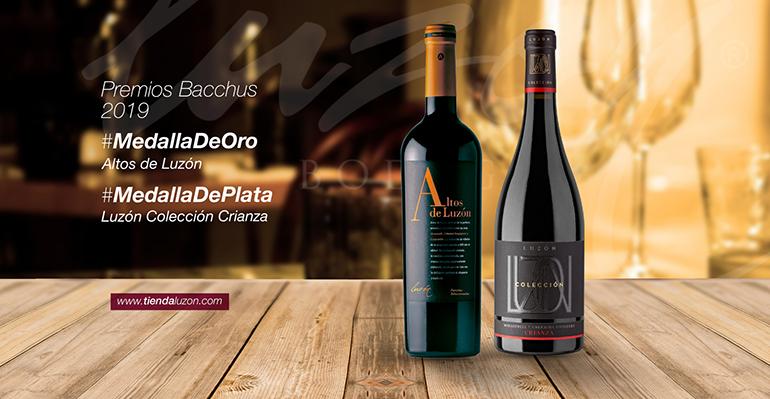 Vinos Premios Bacchus