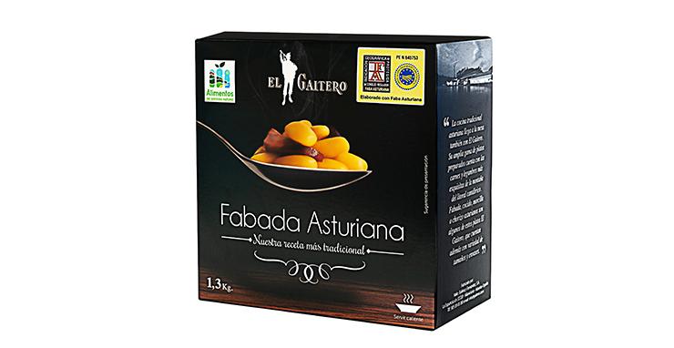 Fabada Gourmet y sidra en casa, ahora de la mano de El Gaitero