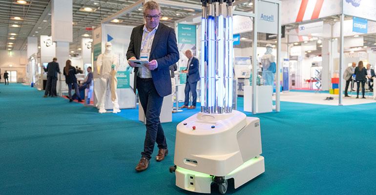 La limpieza industrial acepta el reto de la transformación digital