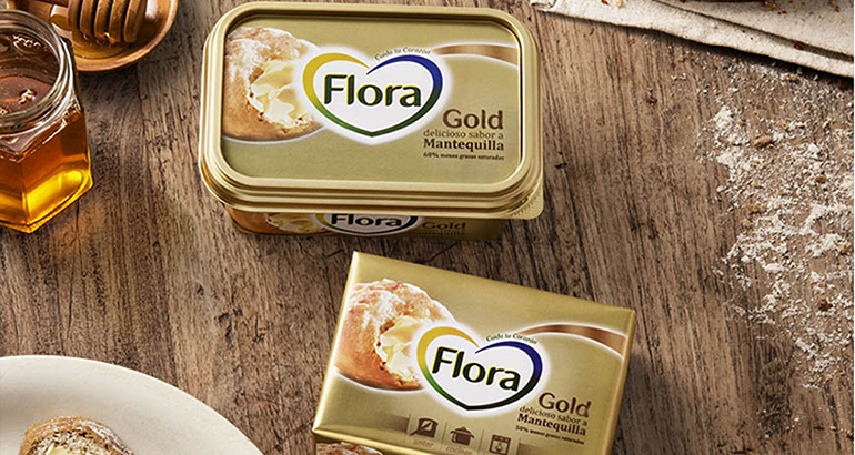 Flora-Gold-margarina-Unilever