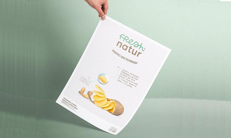 Patatas que apuestan por la nutrición y calidad