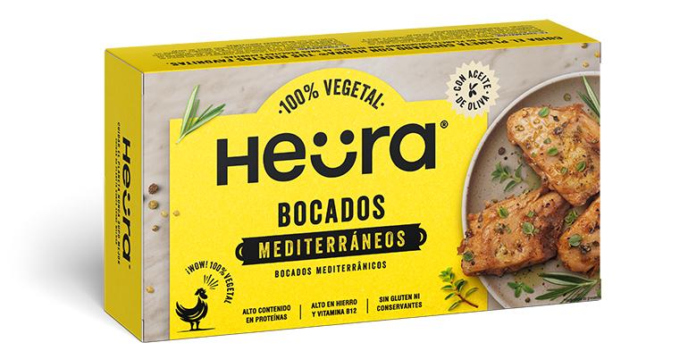 Carne 100% vegetal, que ahora cuida aún más el entorno con un packaging sostenible