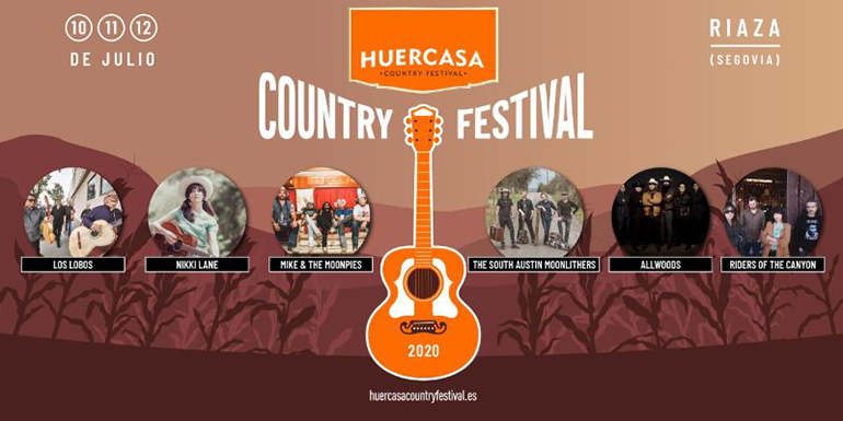 Los Lobos y The South Austin Moonlighter, nuevas confirmaciones del Huercasa Country Festival 2020