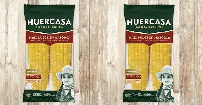 Saludables mazorcas de maíz, en prácticos formatos