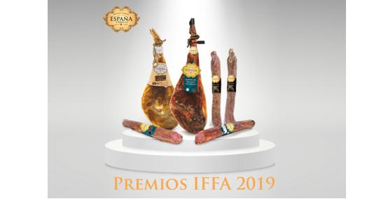Embutidos España se trae seis medallas de la feria alemana IFFA