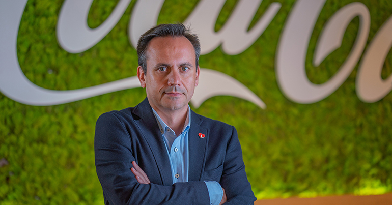 José Antonio Echevarría asume la dirección de Servicio al Cliente y Cadena de Suministro de Coca Cola