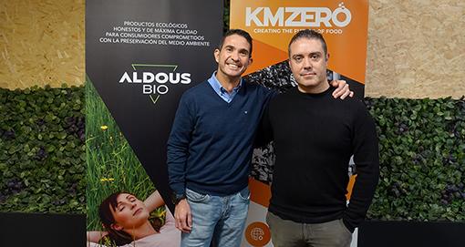 KM Zero y Aldous Bio se unen para crear nuevos superalimentos ecológicos