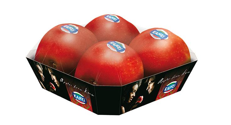 Una manzana con premio a los mejores postres que la utilicen como ingrediente