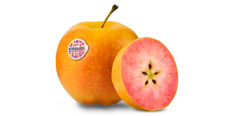 La temporada de las manzanas Kissabel arranca en Reino Unido, Francia y Suiza