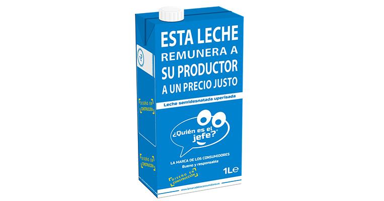 Los consumidores se mojan: quieren una leche de proximidad, enriquecida, sin transgénicos y sostenible