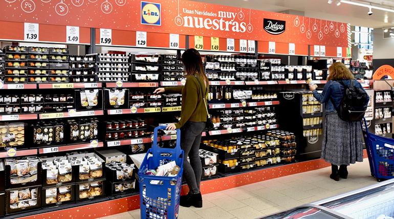 Lidl refuerza su compromiso con el producto Origen España y los proveedores locales en su campaña de Navidad