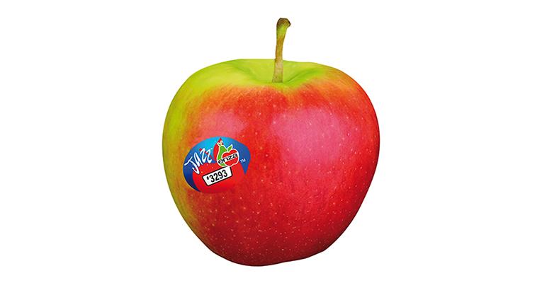 La gama de manzanas más  completa se presenta en feria