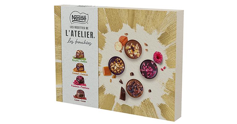 Bombones premium Les recettes de Látelier