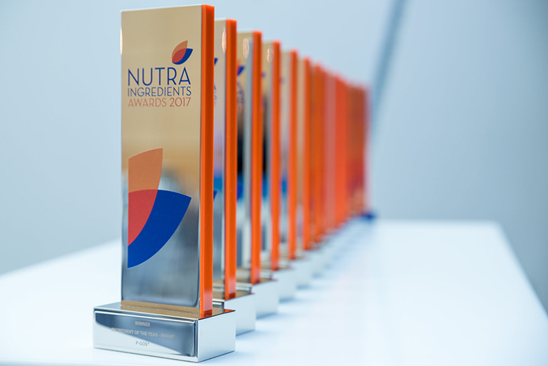 NutraIngredients Award