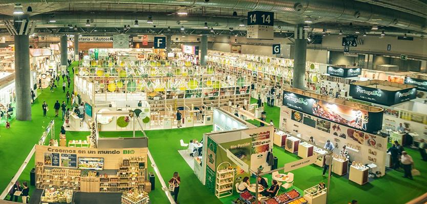 Organic Food Iberia: 9 empresas navarras de productos ecológicos participan de la mano de Reyno Gourmet