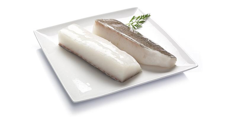 Exquisito bacalao de Islandia de suave textura, en varios cortes y formatos