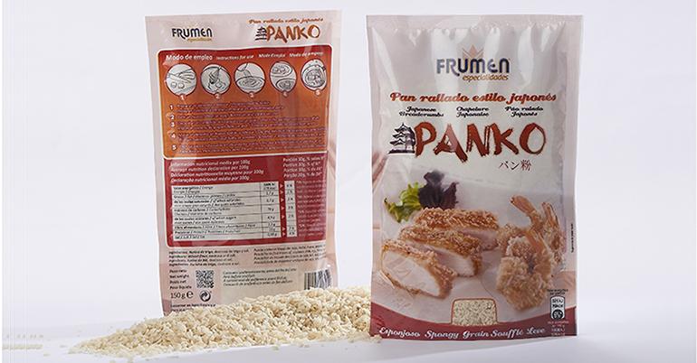 Panko, pan rallado estilo japonés para sacar todo el sabor asiático