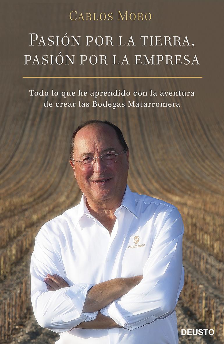 Carlos Moro presenta su último libro en la sede de la CEOE