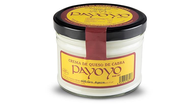 Crema de queso de cabra y oveja en formatos 130 y 420 gramos
