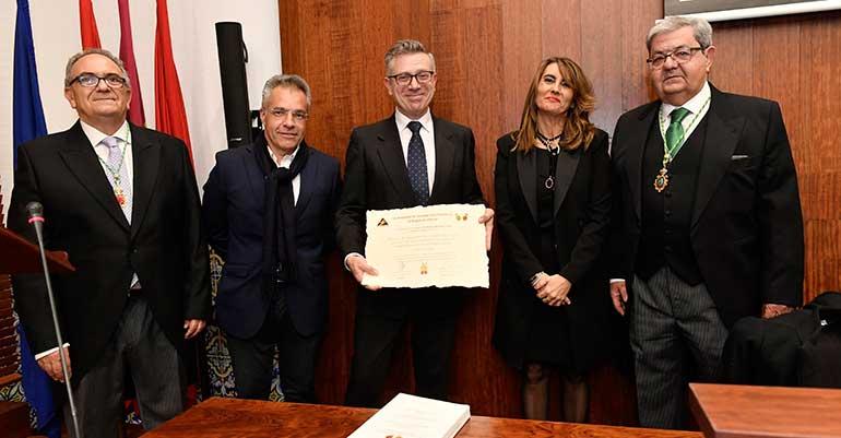 Grupo Fuertes entrega a Inia su Premio Nacional sobre investigación alimentaria