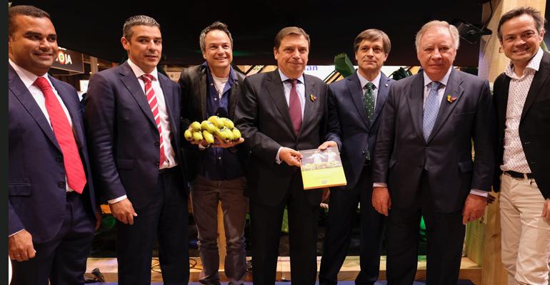 Plátano de Canarias y los Hermanos Torres presentan en Madrid  un nuevo libro destinado a profesionales