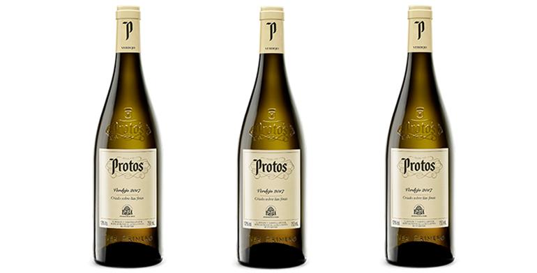Protos Verdejo 2017, elegido mejor blanco joven de España en la Guía Gourmets