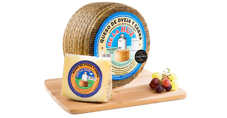 Queso de mezcla oveja y cabra, Oro en los World Cheese Awards