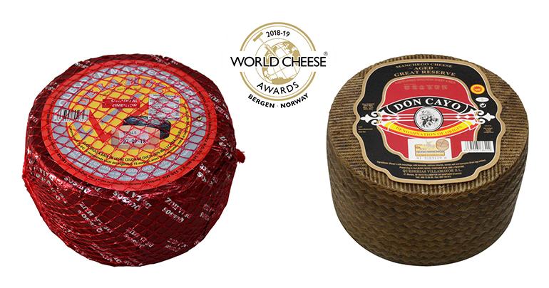 Quesos De la Huz recoge dos nuevas medallas en los World Cheese Awards