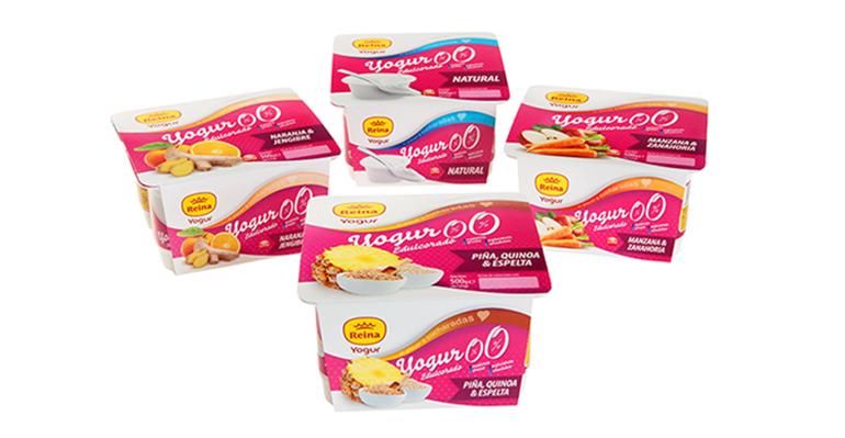 Combinaciones de sabor sorprendentes en gama de yogures edulcorados 0%