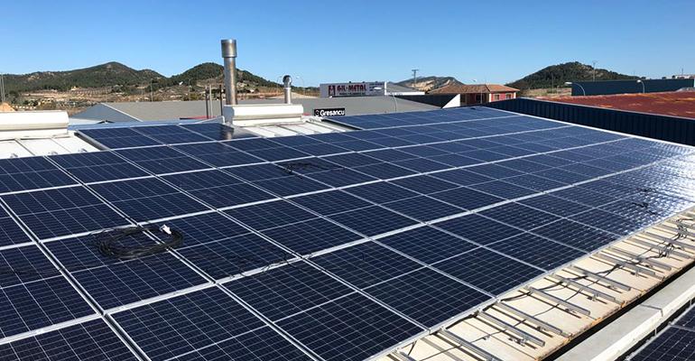 Palancares Alimentación apuesta por la energía renovable y economía verde