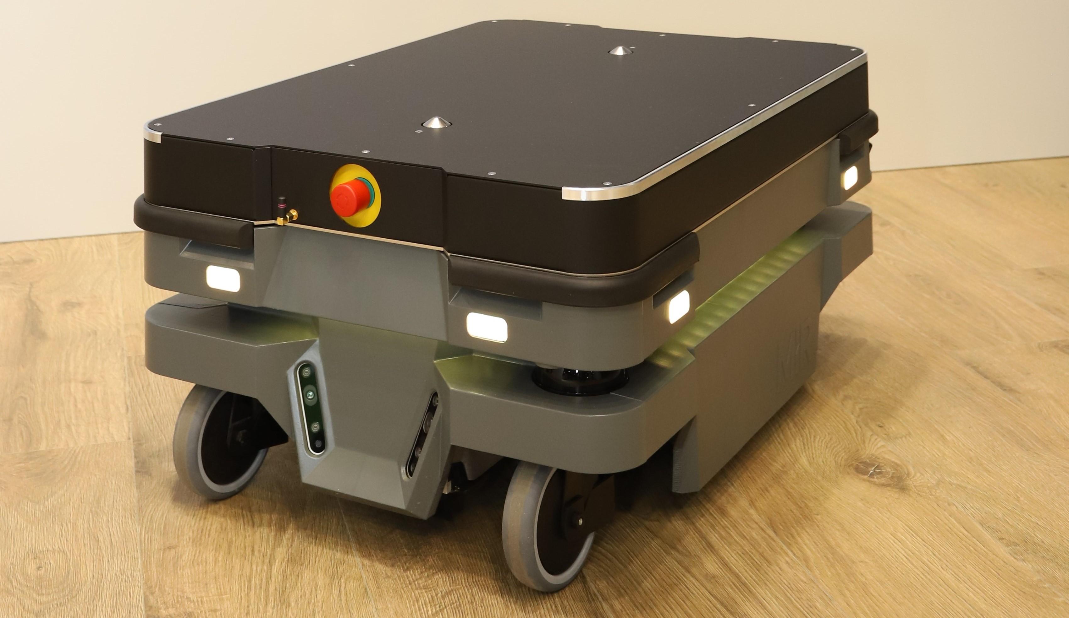 Robot para retail más rápido, ágil y seguro