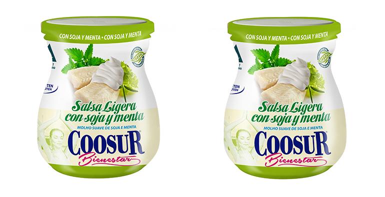 Salsa ligera de soja y menta, para cuidarse y dar frescura a los platos