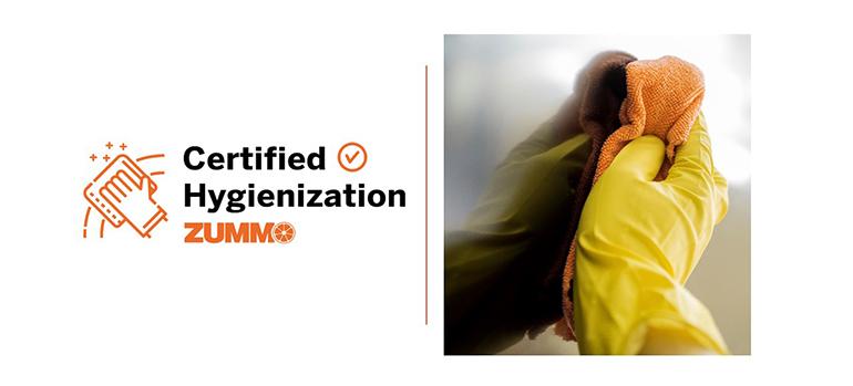 Nuevo certificado de higienización para exprimidores Zummo