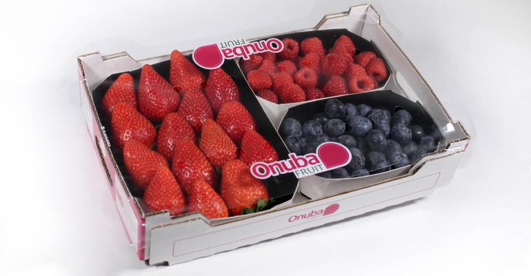 Frambuesas y otras berries de Huelva estarán presentes en Fruit Attraction