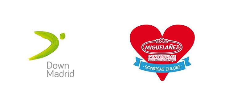 La campaña Sonrisas Dulces  de Miguelañez apoya a  Fundación Down Madrid en su décimo aniversario