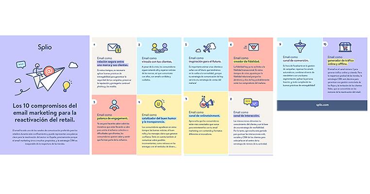 Los 10 compromisos del email marketing para la recuperación de la normalidad