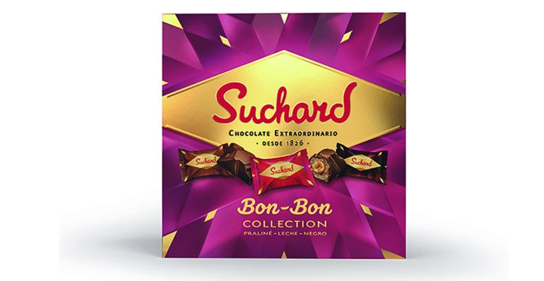Bon-Bon, nueva gama de bombones, que completa la bandeja de dulces de Navidad