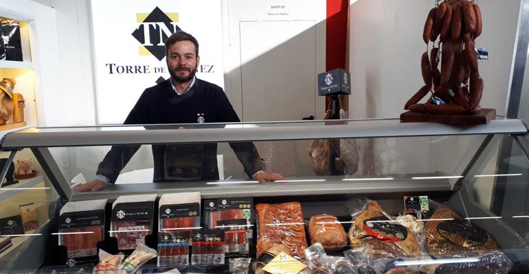 Torre de Núñez muestra al exterior su cartera de productos cárnicos en ferias como Sial París y Alimentaria México