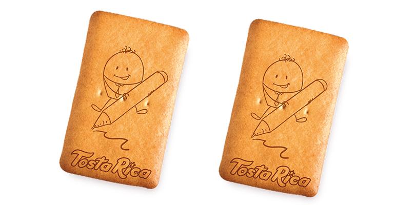 Galletas TostaRica con dibujos personalizados a partir de diciembre