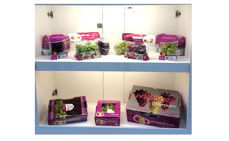 Uvas 12 renueva su catálogo de productos