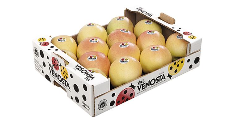 Las manzanas de Val Venosta estrenan imagen y logo en FA16
