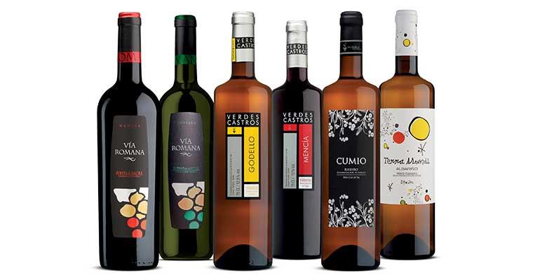 Vinigalicia muestra sus vinos de las 5 DO gallegas en la Barcelona Wine Week