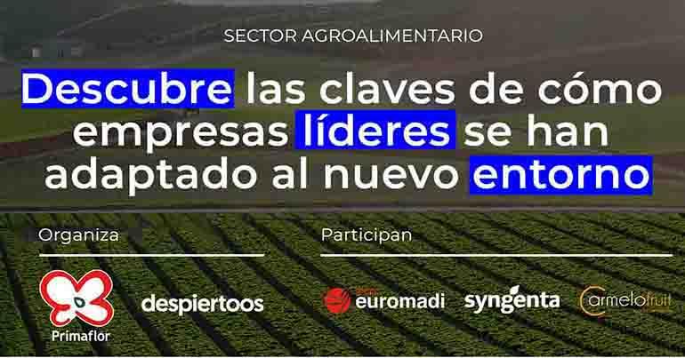 Futuro del sector hortofrutícola postcovid: la transformación digital es la llave