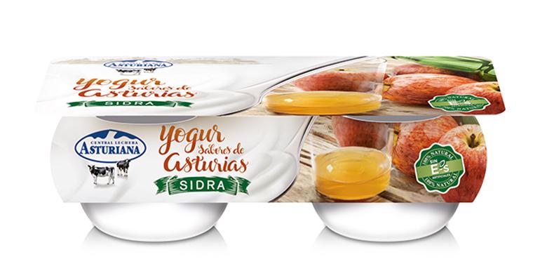 Sabores con ADN de Asturias: yogur de sidra, arroz con leche y casadiella