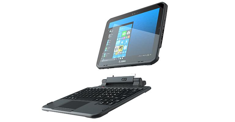 Tabletas robustas 2 en 1 de 12 pulgadas y con sistema operativo Windows