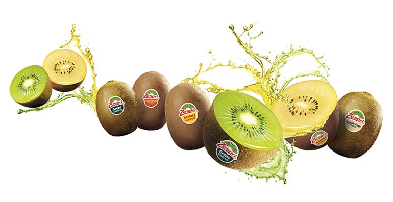 Kiwis de gran calidad, disponibles en tienda los 365 días del año